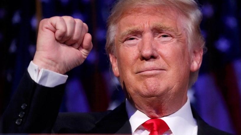 Trump ataca política comercial e militar chinesa