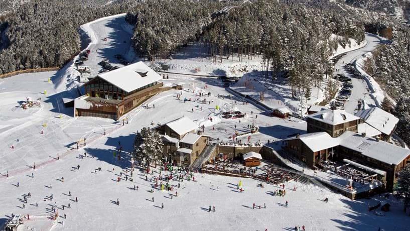 Três orçamentos para ir à neve