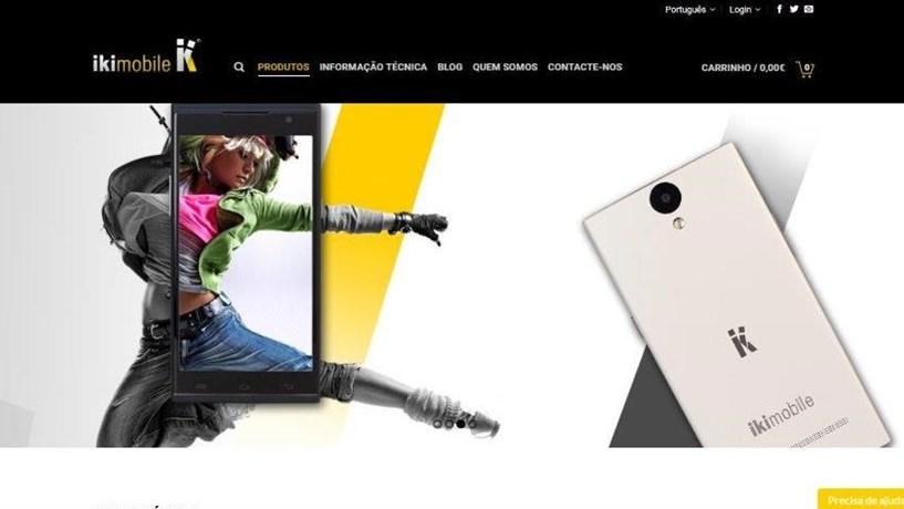 Portugueses da IKI Mobile constroem fábrica de telemóveis em Angola