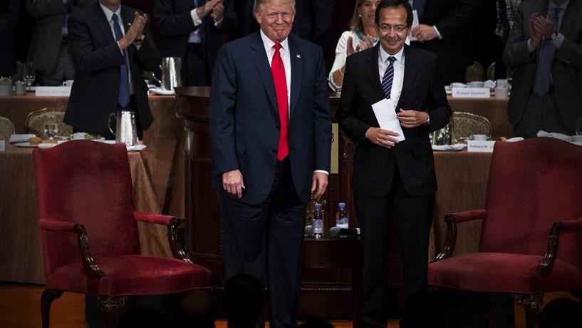 Trump trama Soros e ajuda Paulson e Buffett