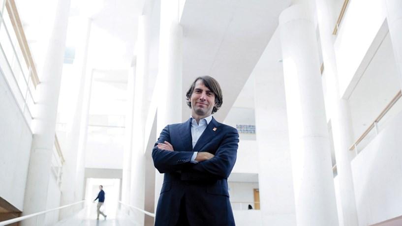 """Matteo Cassina: """"A avaliação de risco feita por máquinas é muito mais eficiente"""""""