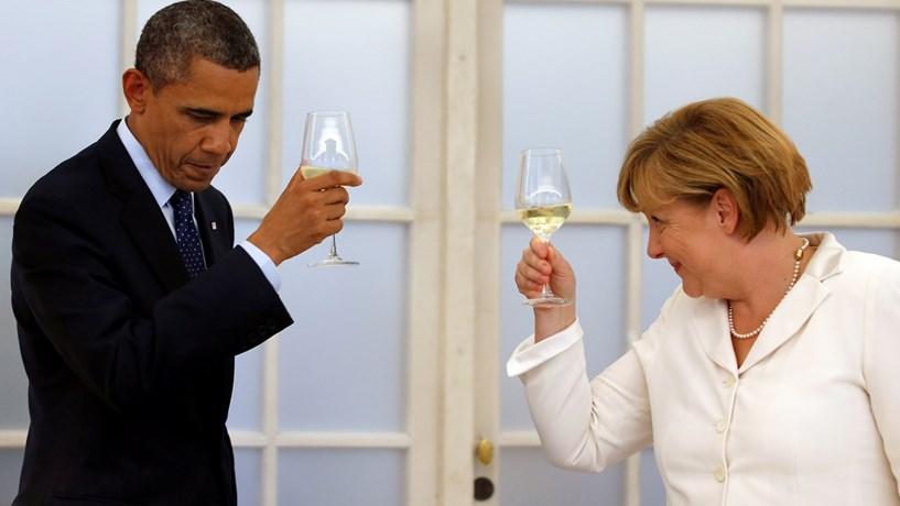 Merkel candidata-se ao quarto mandato