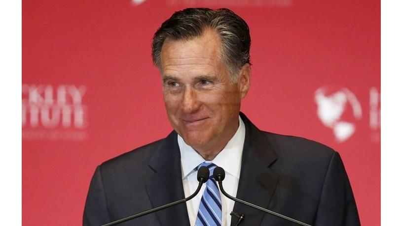 Mitt Romney pode ser o secretário de Estado de Trump
