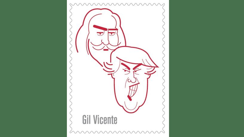 Virgolino Faneca escreve o auto da barca de Trump