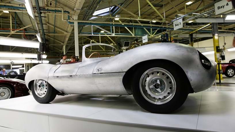 Como a Jaguar reconstruiu o super-carro XKSS, uma lenda de 1957