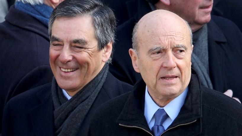 Fillon e Juppé defrontam-se na segunda volta das primárias de centro-direita