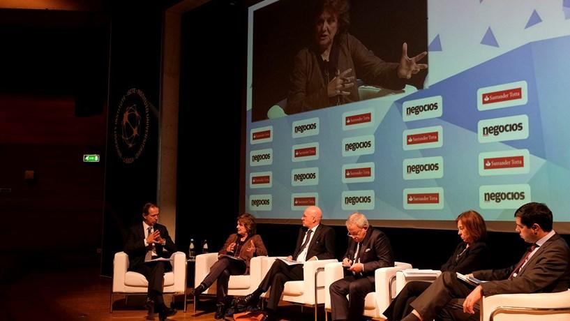 Elisa Ferreira: Nem a Europa nemo euro nos protegeramdos riscos daglobalização