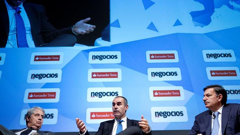 """Nogueira Leite: Para investir na banca portuguesa é preciso ser """"um accionista especial"""""""