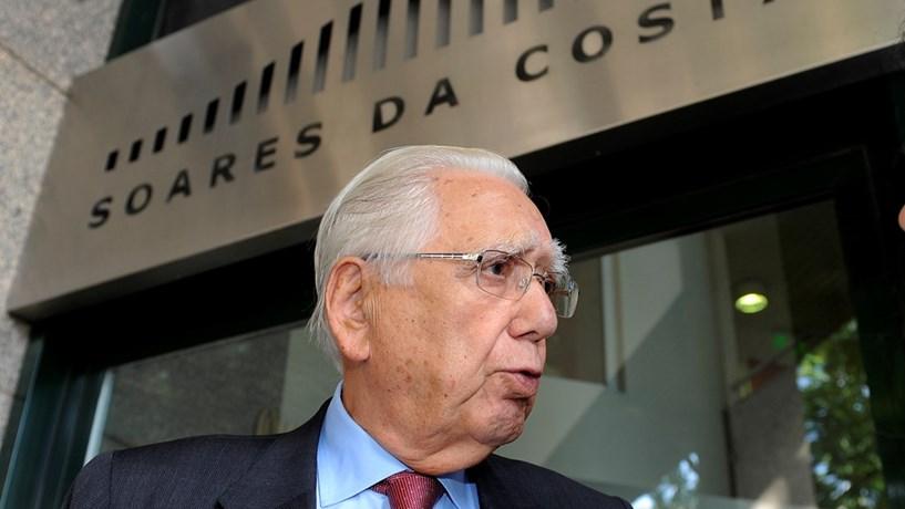 Fino reconhece perdas na Soares da Costa que custam 33,5 milhões aos capitais próprios