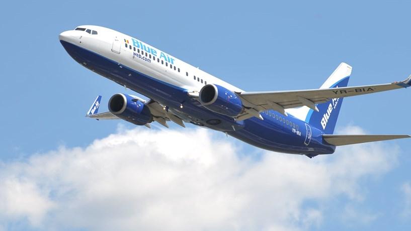 Blue Air liga Lisboa a Turim em Junho
