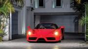 Ferrari raro de Tommy Hilfiger à venda em leilão