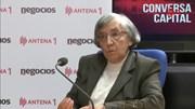 Teodora Cardoso: Não é sustentável continuar a insistir em medidas adicionais