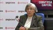 Teodora Cardoso defende reforma fiscal