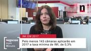 O que os municípios decidiram sobre as taxas e IMI a aplicar em 2017?