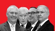 Quem é quem na administração de Trump