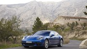 Porsche Panamera: Mais desportivo e tecnológico