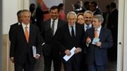 Setembro: Sigilo bancário, medidas do OE e medo do resgate