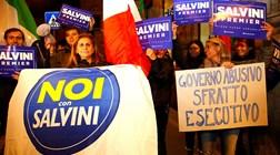 Itália: Contagem concluída. Ministro das Finanças não vai ao Eurogrupo