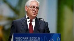 Tillerson quer rever acordo de paz na Colômbia e transição para a democracia na Venezuela