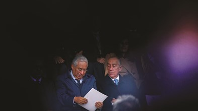 Marcelo compara eventual demissão de Centeno à crise de 2013