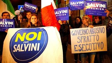 <span class='hp'>Ao Minuto: </span> Europa descarta crise na Zona Euro após vitória do não em Itália