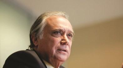 António Vieira Monteiro, presidente do Santander Totta