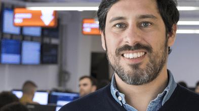 Álvaro Amorim Pinto, co-fundador e COO Aptoide