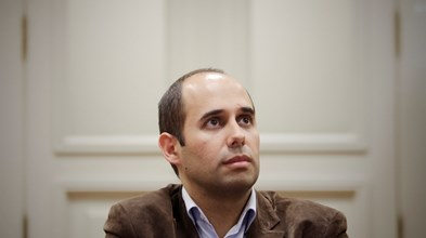 Pedro Filipe Soares, deputado BE