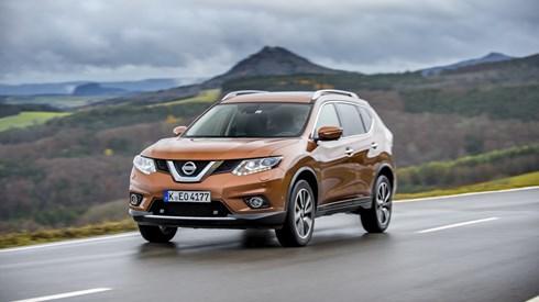 Nissan X-Trail: Reforço de potência