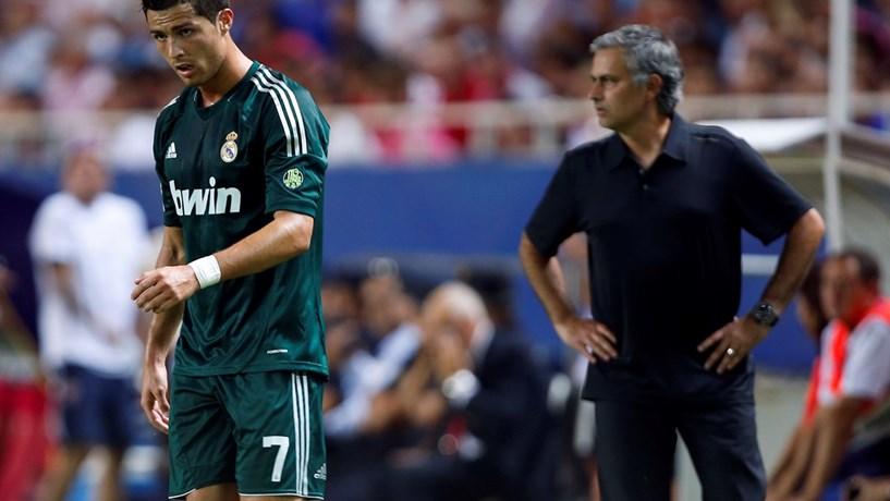 Ronaldo e Mourinho estão em dia com obrigações fiscais, diz Gestifute