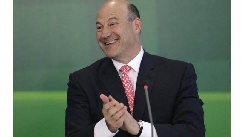 Presidente do Goldman Sachs poderá juntar-se à equipa de Trump