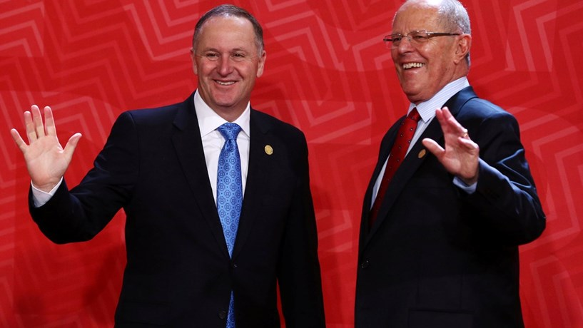 Primeiro-ministro da Nova Zelândia demite-se