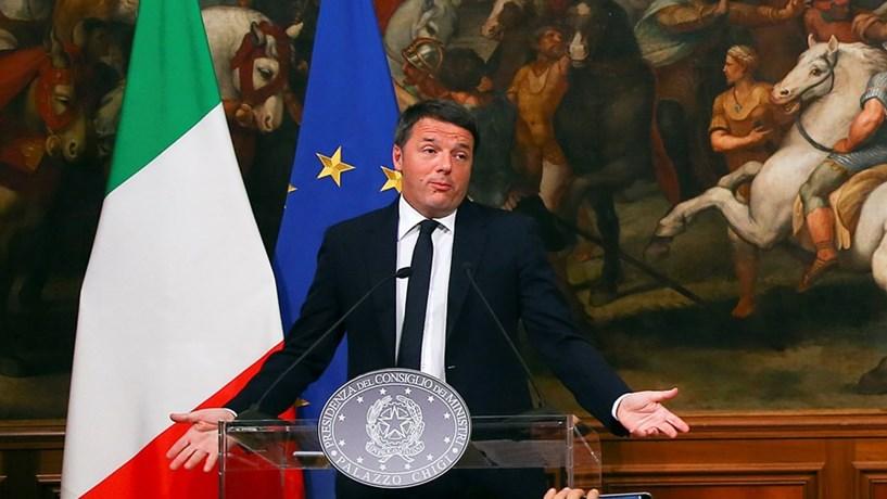 """""""Renziexit"""" não inquieta Europa"""