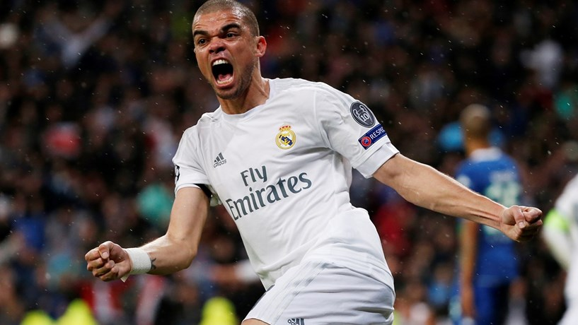 Pepe confirma que vai sair do Real Madrid