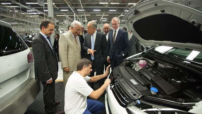 Autoeuropa ajudou a desenvolver a região de Setúbal em 25 anos de vida