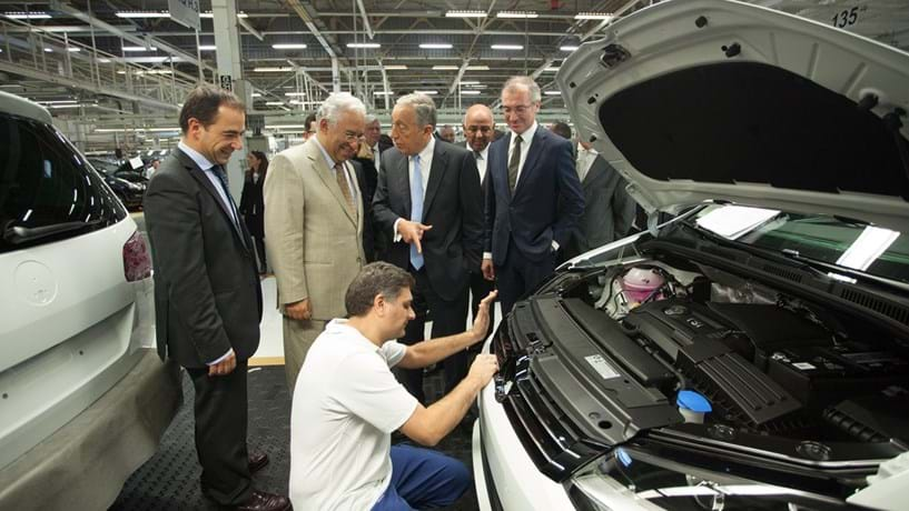 Futuro da Volkswagen joga-se na Autoeuropa