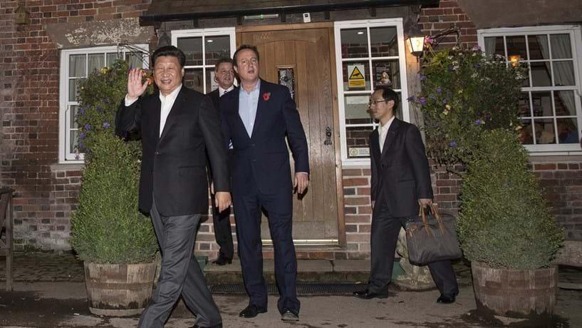 Chineses da SinoForte compram pub mais famoso de Inglaterra