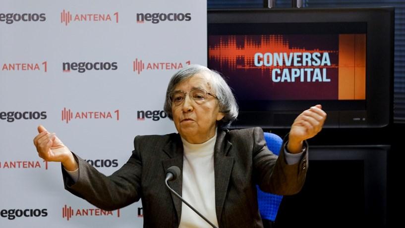 """Teodora Cardoso: Supervisão no BCE trouxe melhorias substanciais e """"vai trazer muito mais"""""""