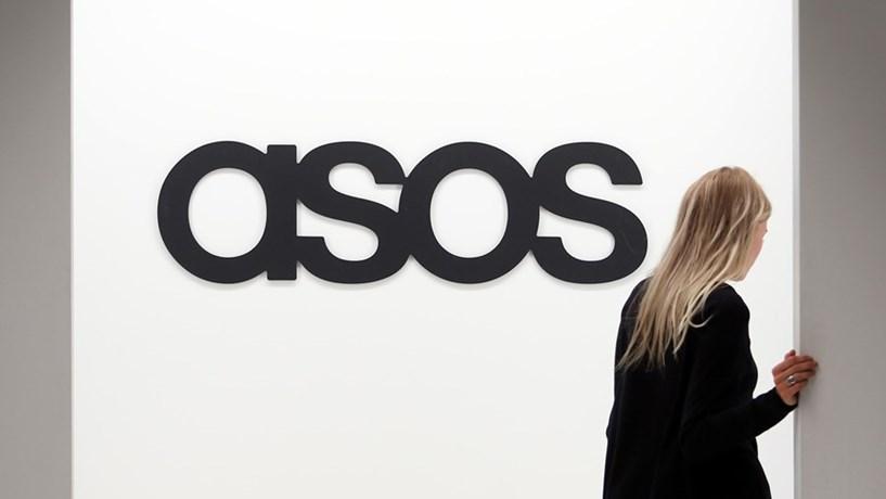 ASOS vai criar 1.500 novos postos de trabalho no Reino Unido