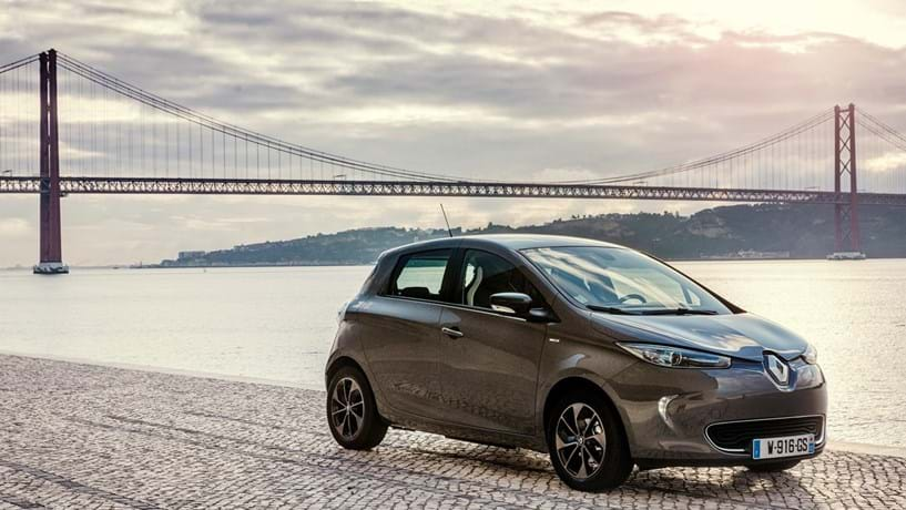 Renault volta a apresentar modelo em Portugal