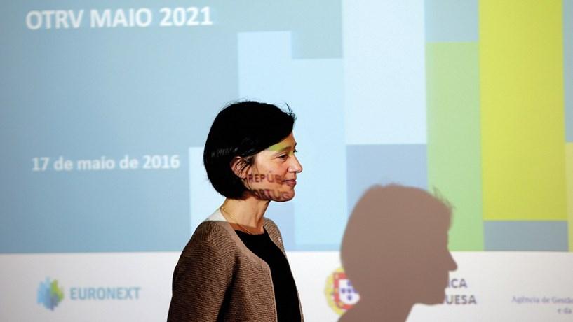 IGCP conta com mais financiamento das famílias e planeia um maior reembolso ao FMI