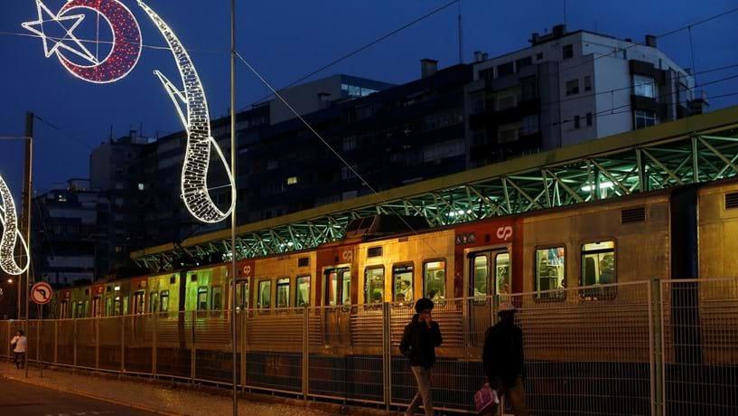 CP e Metro de Lisboa recebem injecção de 300 milhões de euros