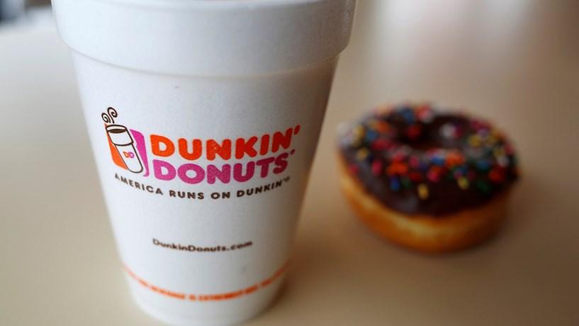 Dunkin' Donuts chegam a Portugal em 2017