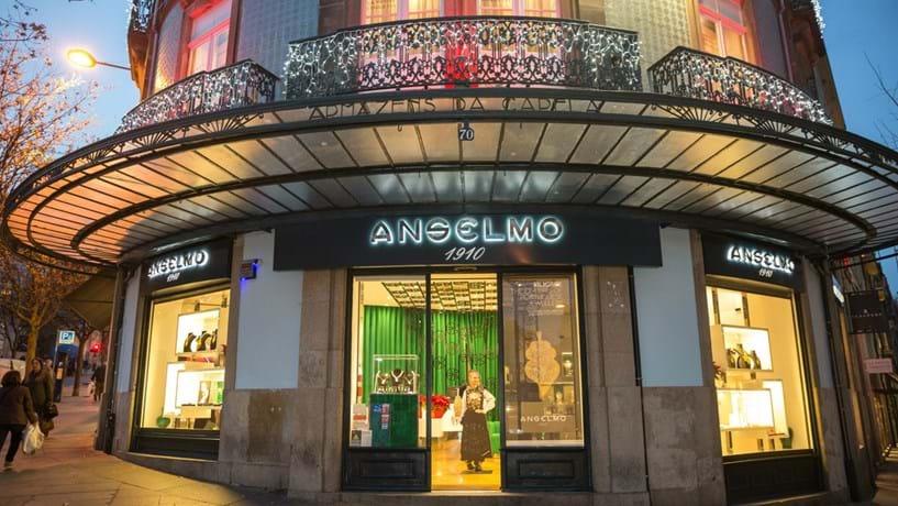 Joalharia Anselmo 1910 factura cinco milhões com cinco lojas aos 106 anos