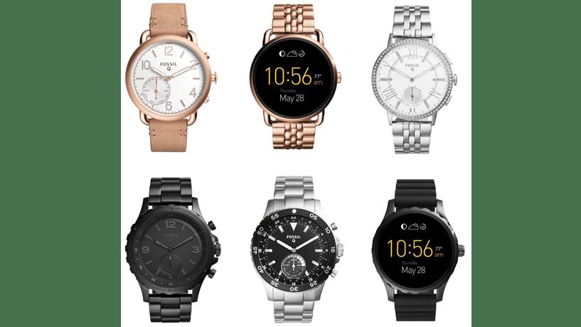A moda dos relógios inteligentes