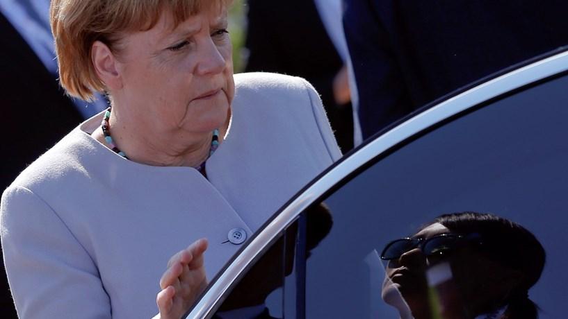Encomendas à indústria alemã recuaram em Novembro