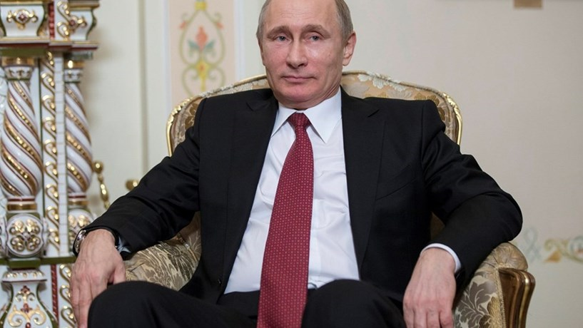 Putin assinala melhoria em todos os indicadores económicos na Rússia
