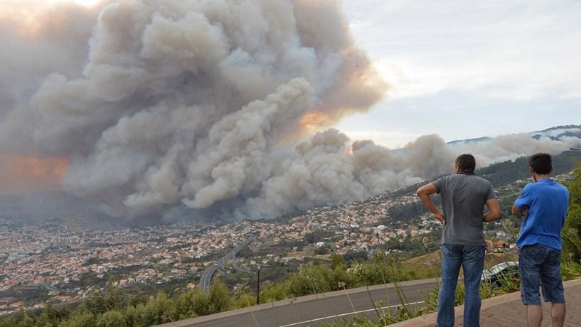 Fogos: a maior área ardida em dez anos: Os grandes incêndios da segunda semana de Agosto, que afectaram particularmente o distrito de Aveiro e a ilha da Madeira, contribuíram para que Portugal registasse em 2016 a maior área ardida dos últimos dez anos (152.251 hectares) e quase o triplo em relação ao ano anterior. Os três dias mais críticos ocorreram entre 7 e 9 de Agosto, em que tiveram início um total 67 grandes incêndios. A ministra da Administração Interna, Constança Urbano de Sousa, foi muito criticada pela demora em reagir publicamente e depois no pedido de auxílio ao mecanismo europeu de Protecção Civil.