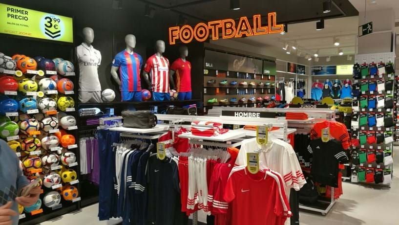 Sport Zone passa a ter mais de 40 lojas em Espanha