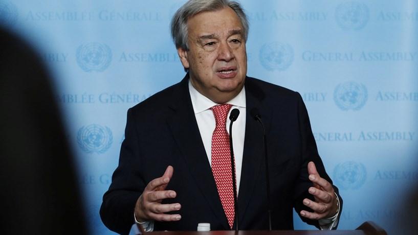 """Guterres diz aos funcionários da sede da ONU que não é """"milagreiro"""""""